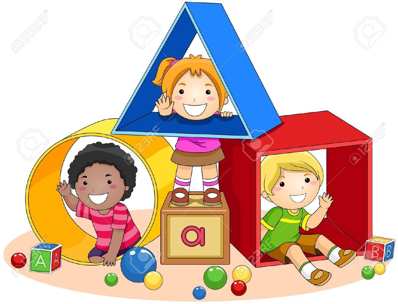 Preschool Clipart #1