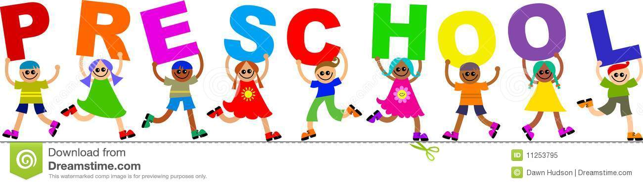 Preschool Royalty Free Stock .
