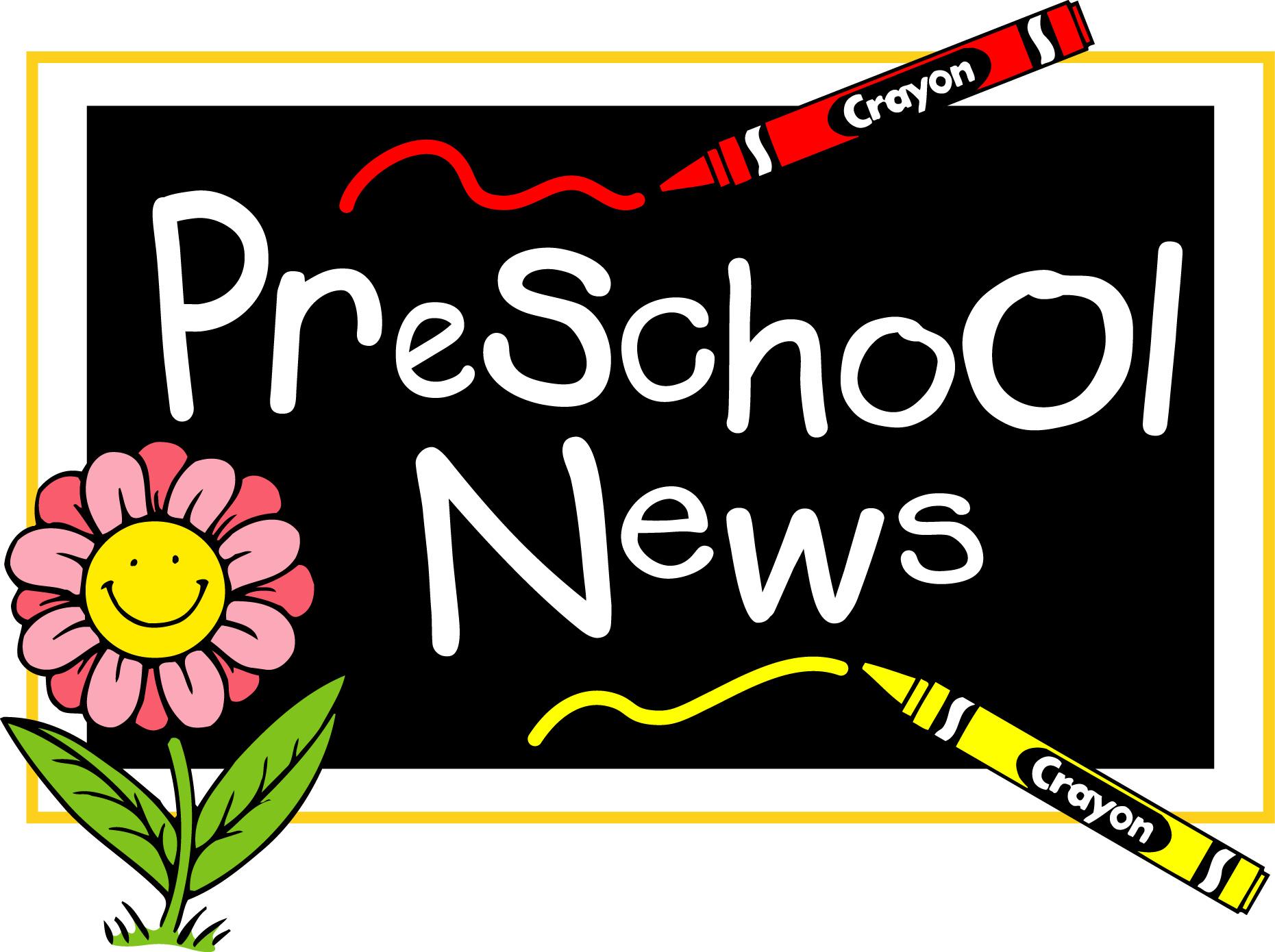 Preschool School Clipart