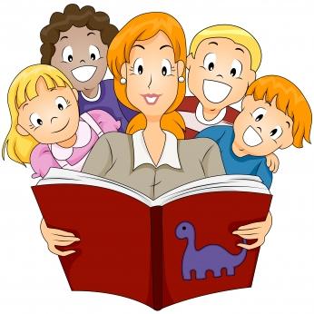 Preschool Story Time Clipart - Clipart K-Preschool Story Time Clipart - Clipart Kid-8