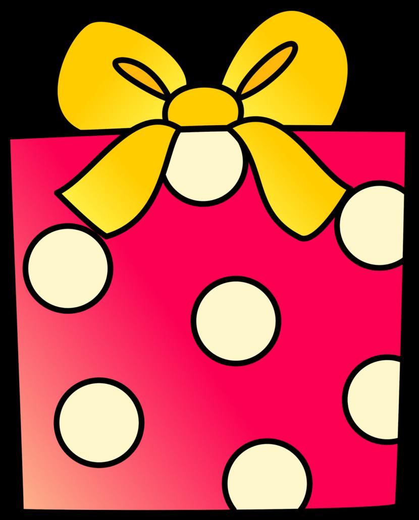 Present clipart 4
