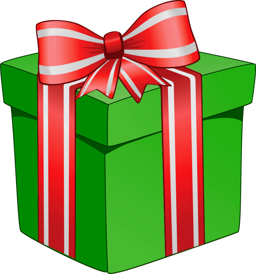 Present clipart-Present clipart-5