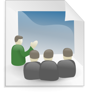 Presentation Clip Art At Clker Com Vector Clip Art Online Royalty