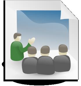 Presentation Clip Art-Presentation Clip Art-1