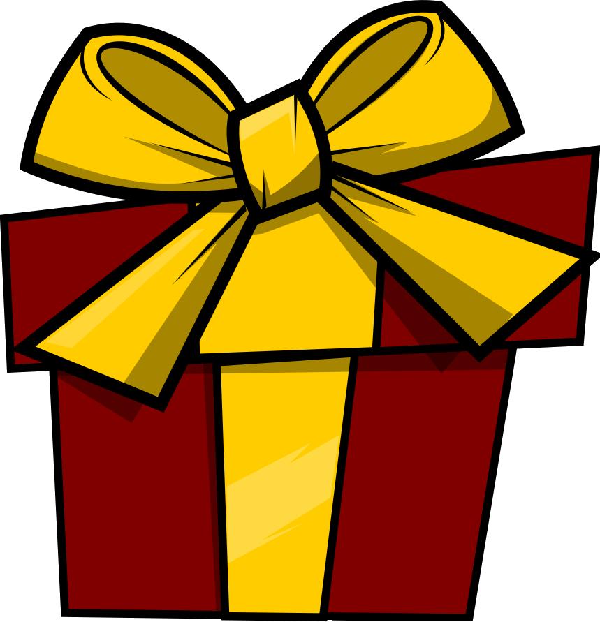 Giftbox Clip Art Present Boxe
