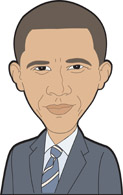 president-barack-obama-outline-clipart p-president-barack-obama-outline-clipart president barack obama. Size: 72 Kb From: American Presidents-16