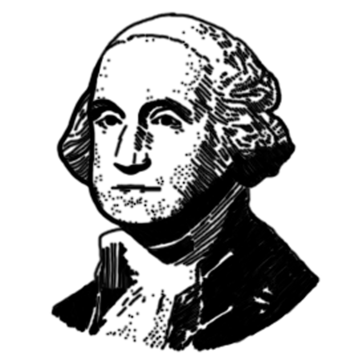 President Washington Clipart-President Washington Clipart-8
