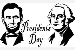 Presidents Day Holiday Todays - Presidents Day Clipart