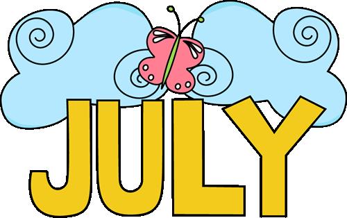 Pretty July