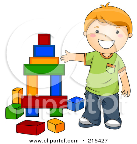 Preview Clipart - Building Blocks Clip Art