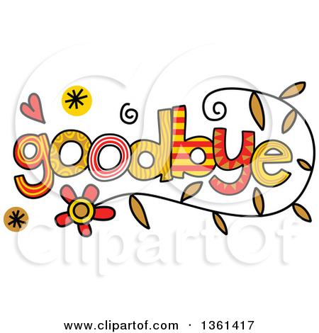 Preview Clipart - Farewell Clip Art