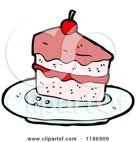 Preview Clipart - Piece Of Cake Clipart