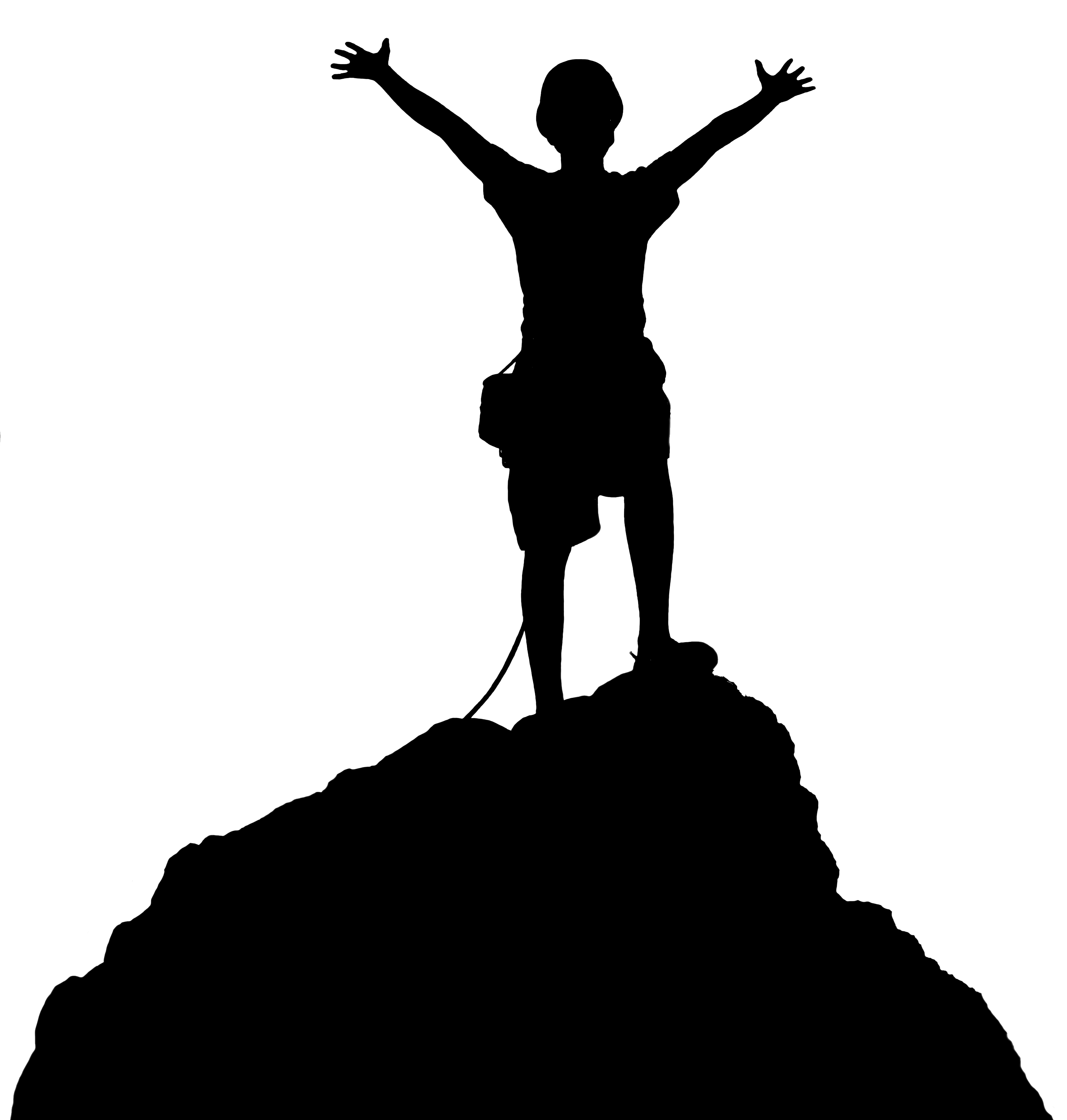 price is right mountain climber clipart