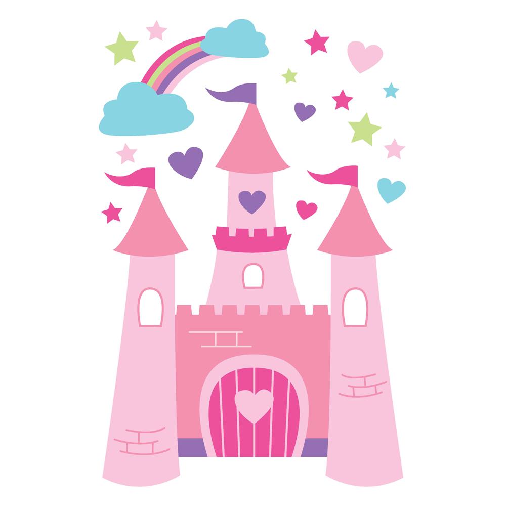 Princess Castle Clipart-princess castle clipart-10