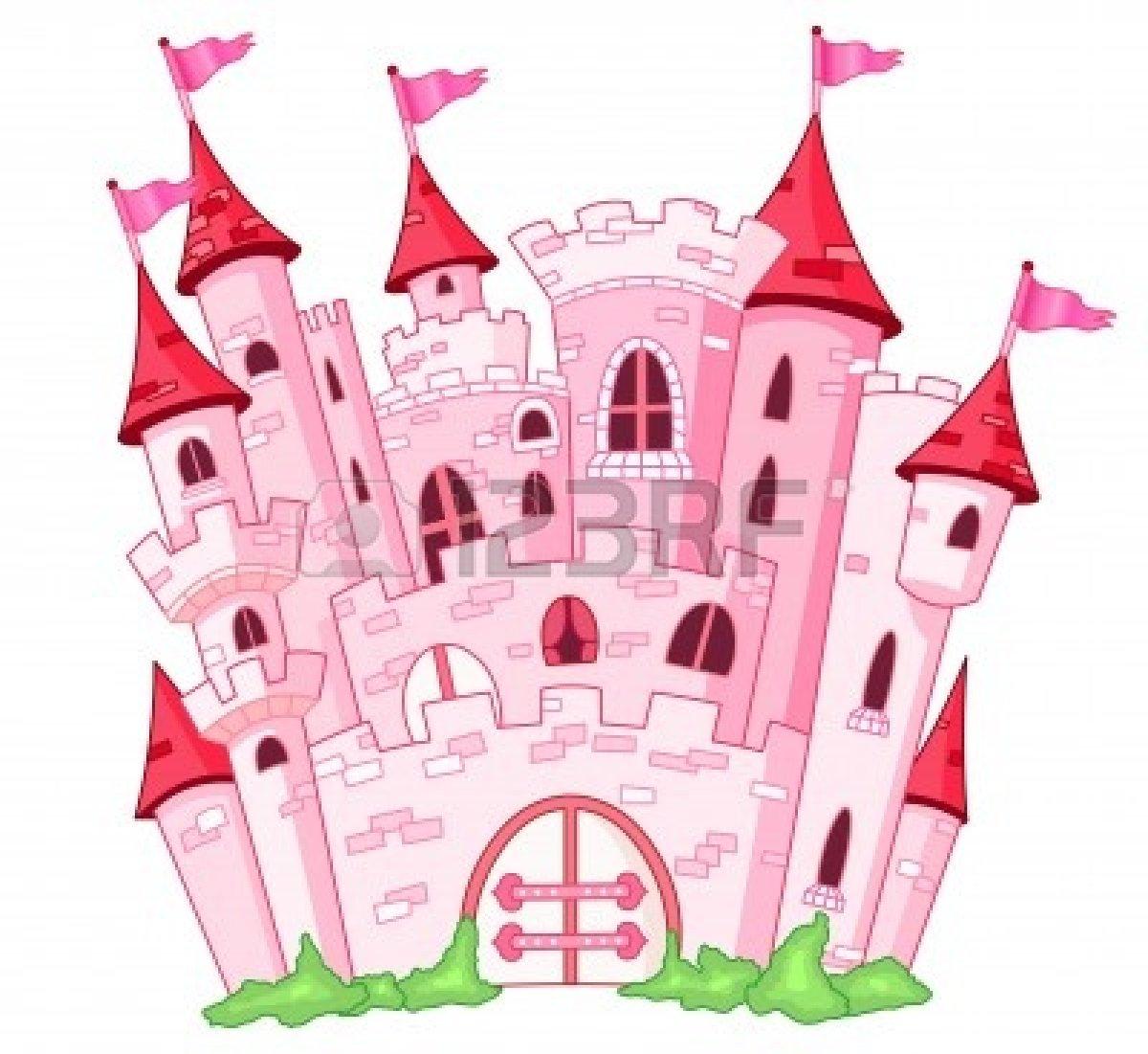 Princess Castle Clipart-princess castle clipart-11