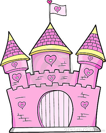 Princess Castle Clipart-princess castle clipart-12