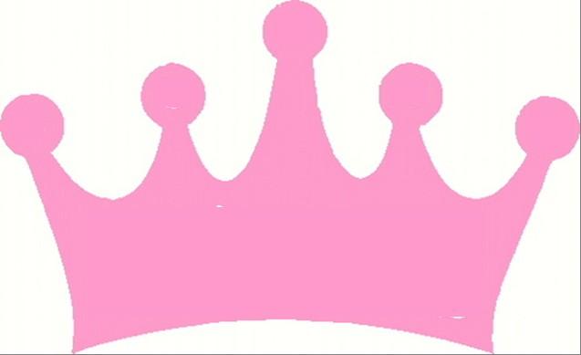 Princess Crown Clipart Vector .-Princess Crown Clipart Vector .-15