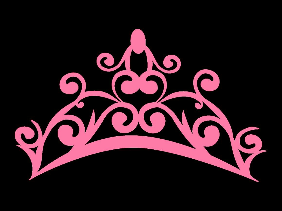 Princess Crown Vector .