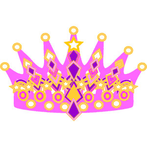 Princess Tiara Clip Art-Princess tiara clip art-16