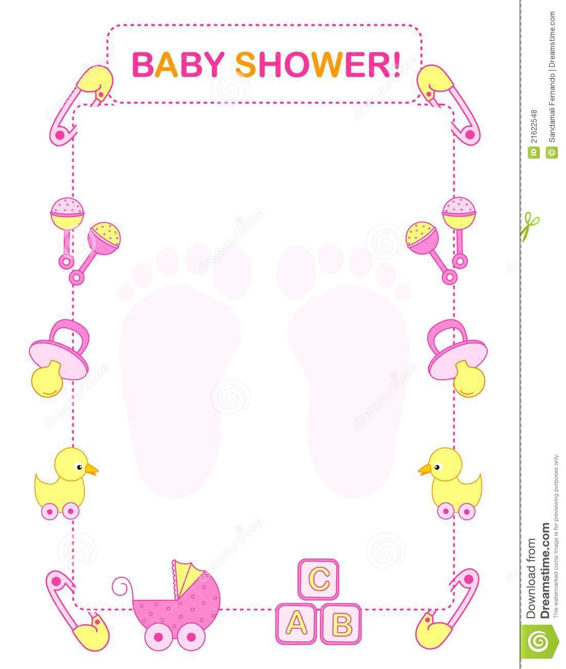 Printable Baby Boy Borders Free Download-Printable Baby Boy Borders Free Download Baby Shower Invitations-16