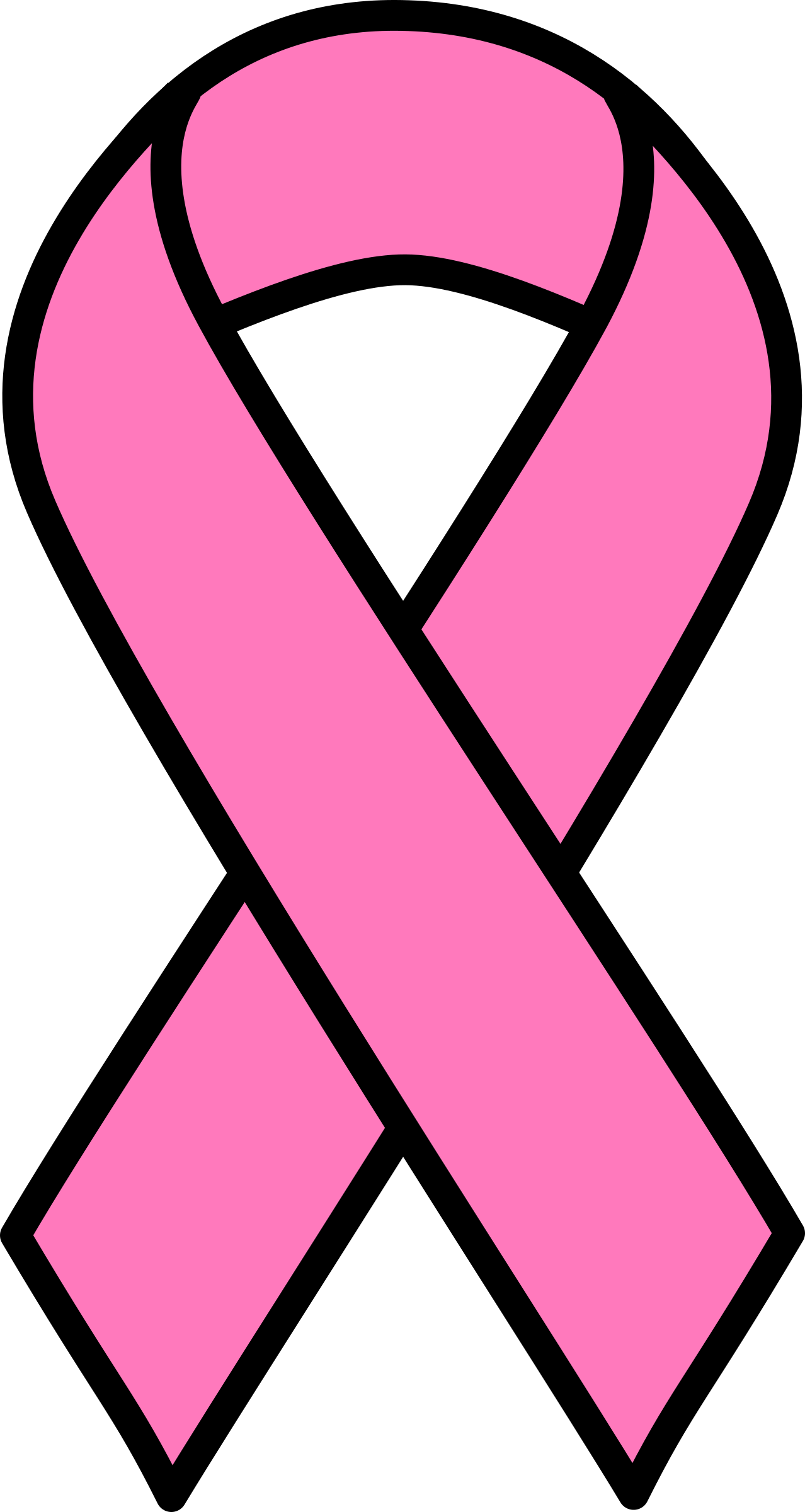 ... Printable Breast Cancer Ribbon Clipa-... Printable breast cancer ribbon clipart 2 clipartall - Cliparting clipartall.com ...-13