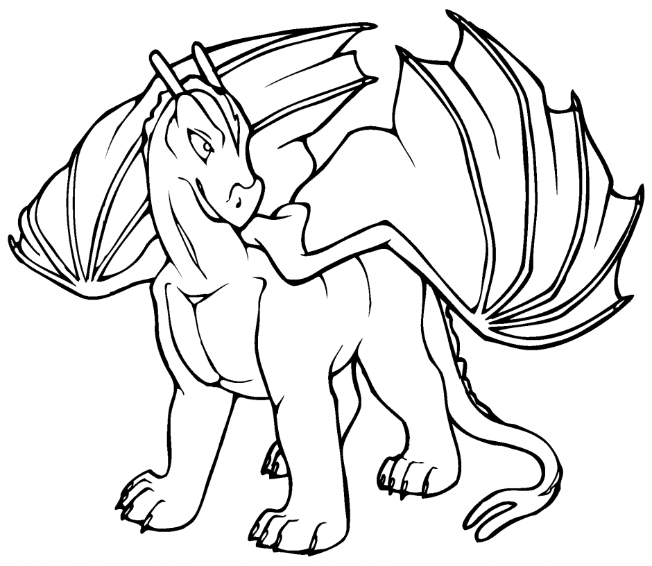 Printable Chinese Dragon Coloring Pages Free Coloring Pages For