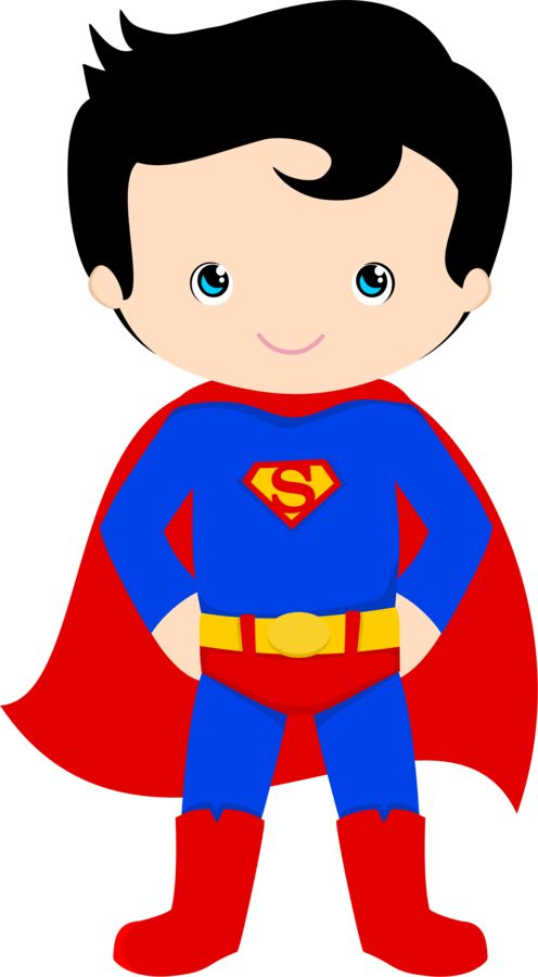 Superman Clipart 3