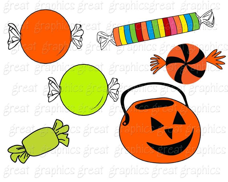 Printable Halloween Candy Clip .-printable halloween candy clip .-17