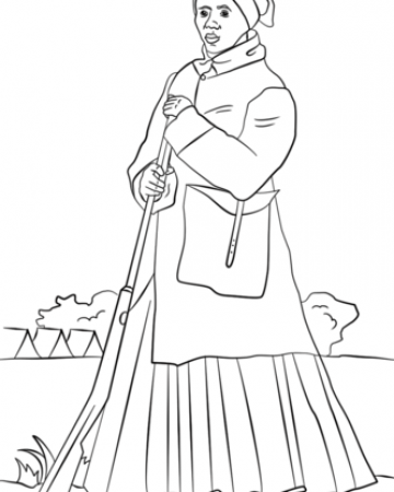 Printable Harriet Tubman Coloring Pages-Printable Harriet Tubman Coloring Pages-15