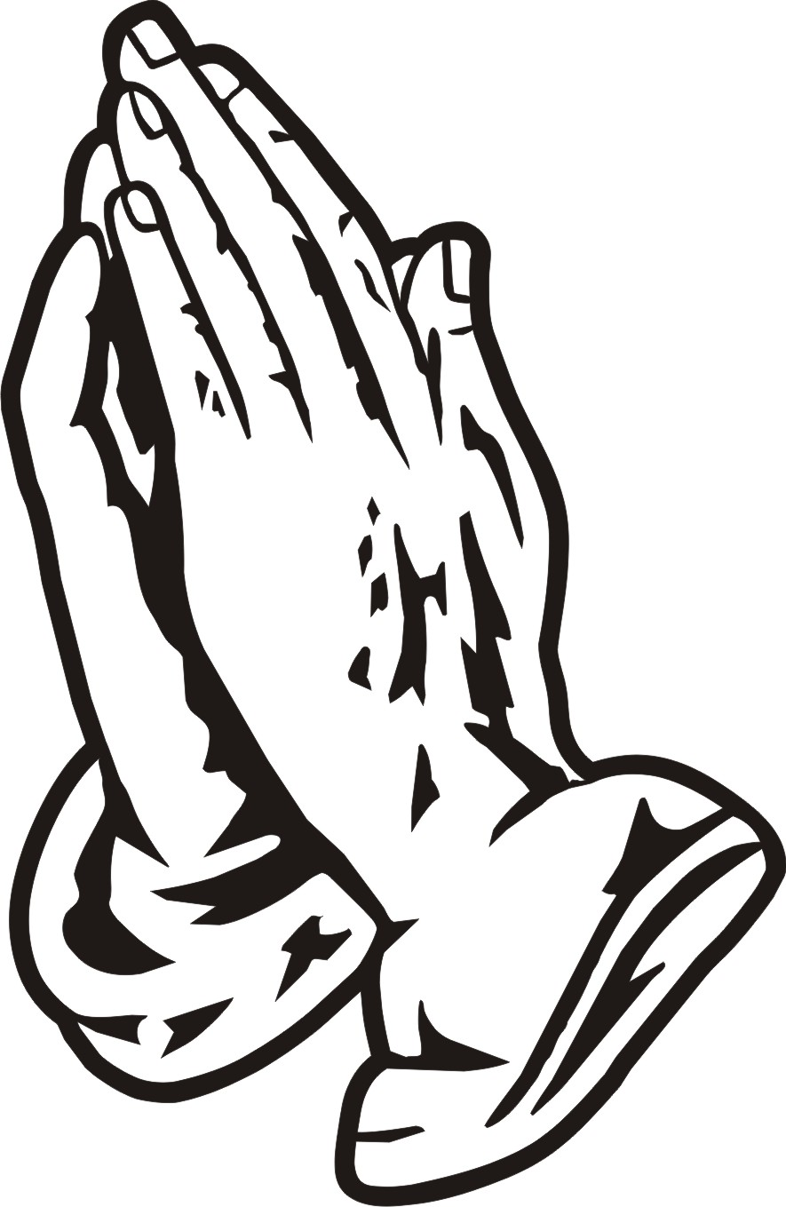 Printable Praying Hands - ClipArt Best