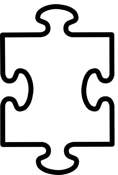 Printable Puzzle Pieces Template - ClipA-Printable Puzzle Pieces Template - ClipArt Best - ClipArt Best-1
