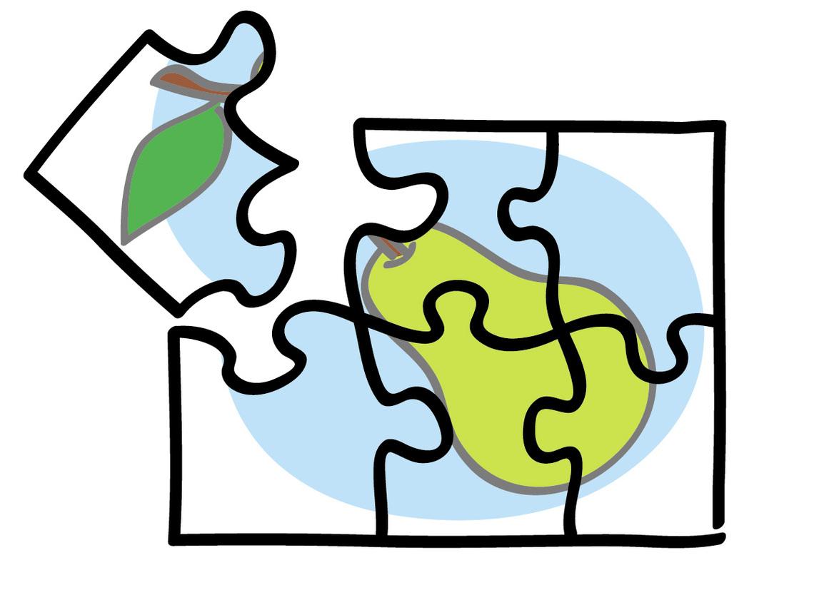 Puzzle printable. Puzzles clip art