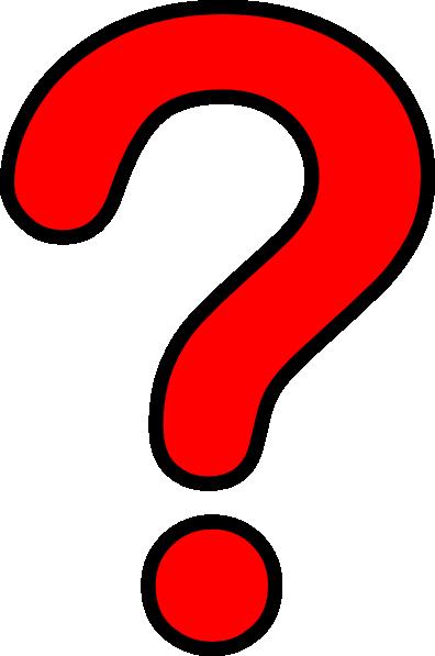 ... Printable question mark clipart 2 ...