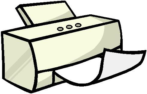 Printer Clipart-printer clipart-11