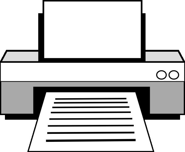 Printer Clipart-printer clipart-12