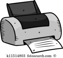 Printer Clipart Free Clipart
