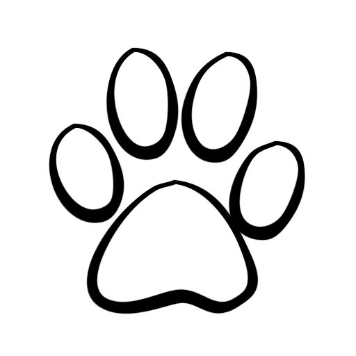Prints Clip Art Kentbaby Free Download Tattoo Cat Paw Prints | School ideas | Pinterest |