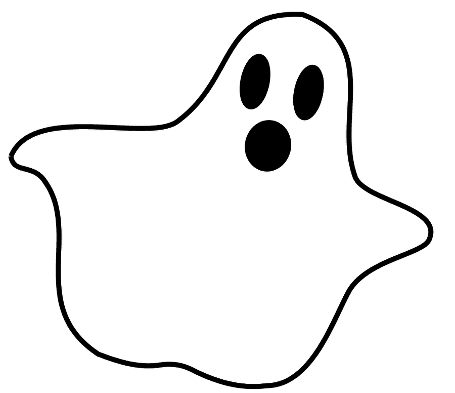 pro clipart u0026middot; ghos - Clip Art Ghost