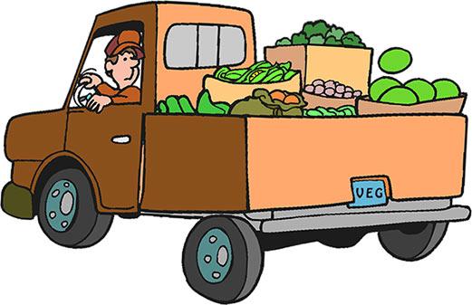 produce truck-produce truck-12
