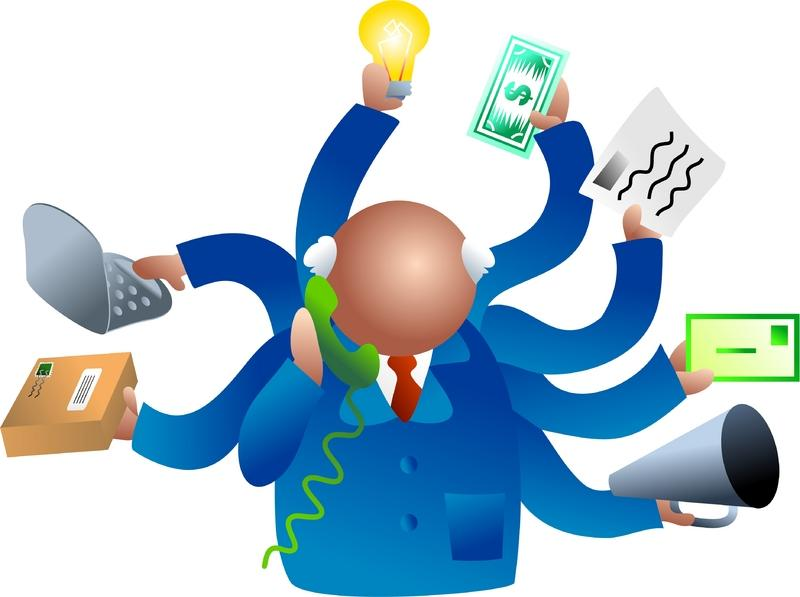 project management clipart