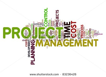 Project Management Concept In Word Tag C-Project Management Concept In Word Tag Cloud Stock Photo 83236426-13