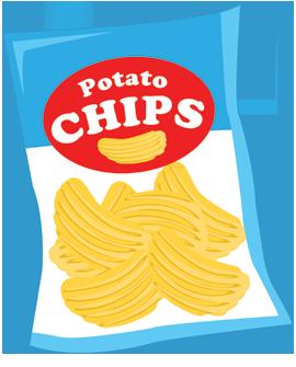 Project Potato Chip Bag .-Project Potato Chip Bag .-18