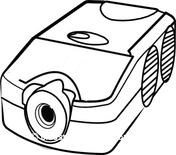 Projector Clipart 13 02 09 35rbw