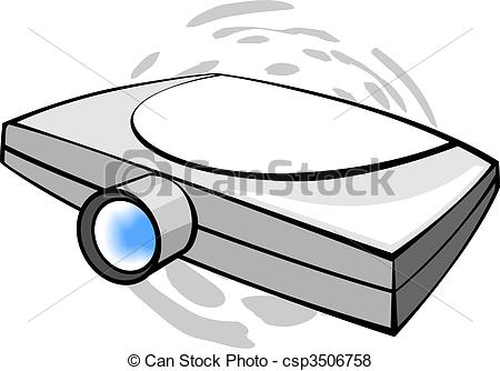 ... projector Illustration of wall proje-... projector Illustration of wall projector-19