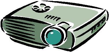 Projectors clip art-Projectors clip art-9