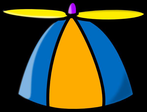 Propeller Hat Clip Art At Clker Com Vect-Propeller Hat Clip Art At Clker Com Vector Clip Art Online Royalty-17