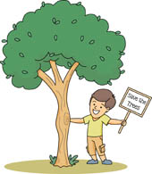 Protect the Earth Clip Art. Click to view
