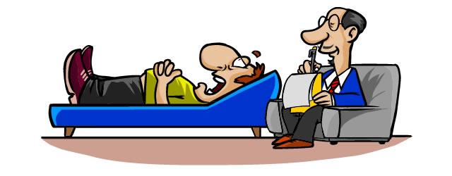 Psychologist Clipart - Therapist Clipart