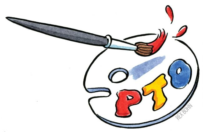 PTO Today Clip Art Follow the link for your PTA/PTO service project http: