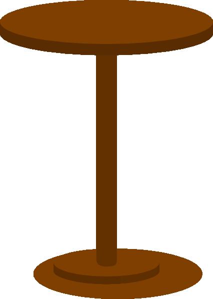 Pub Table Clip Art At Clker Com Vector Clip Art Online Royalty Free